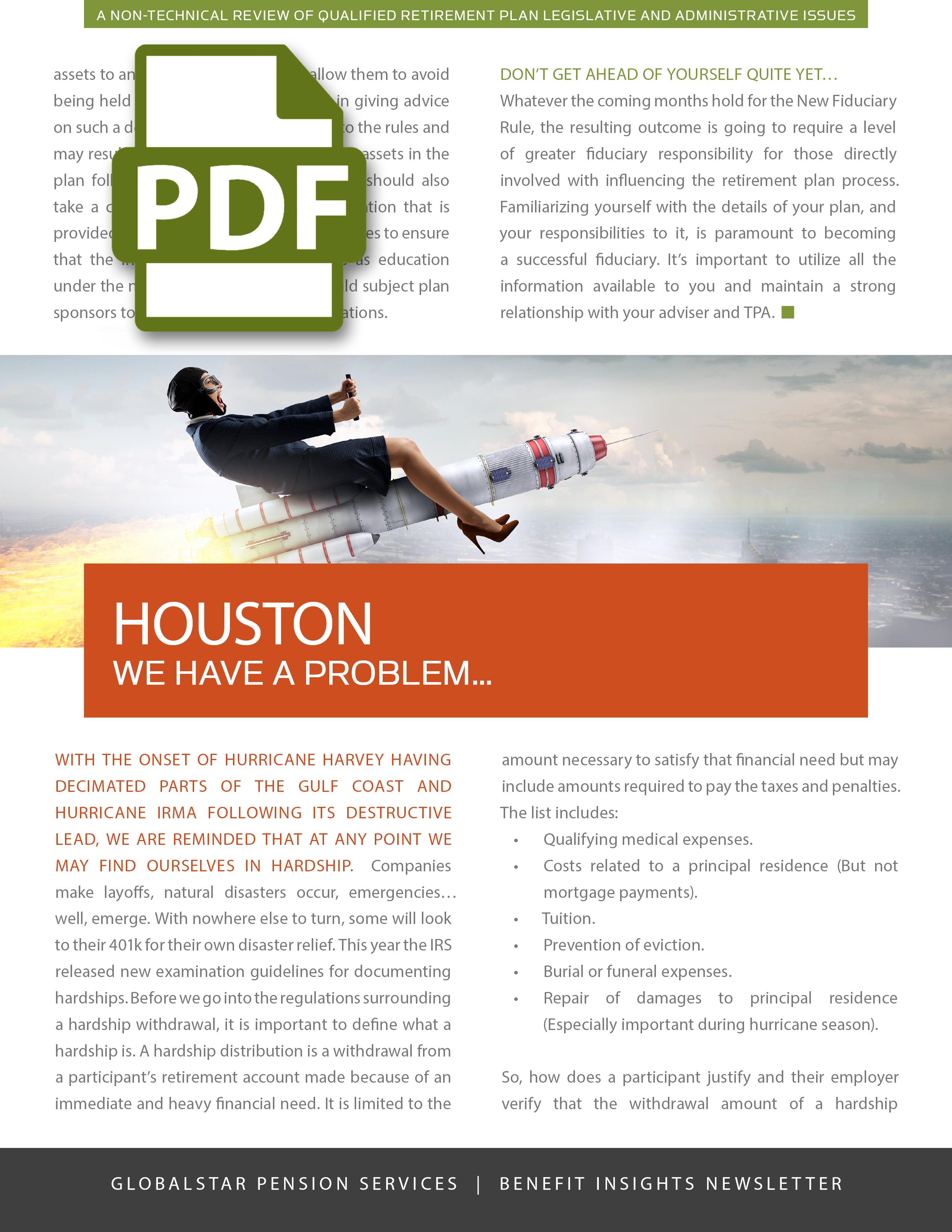 pdf newsletter